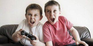 The link between violent video games and long term aggressive behavior