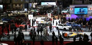 What do car manufacturers have in store for us at the Geneva motor show 2019