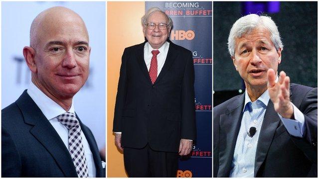 Bezos, Buffett and Dimon name their health care effort