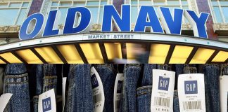 Gap to spin off Old Navy as stand-alone company, stock skyrockets more than 25%