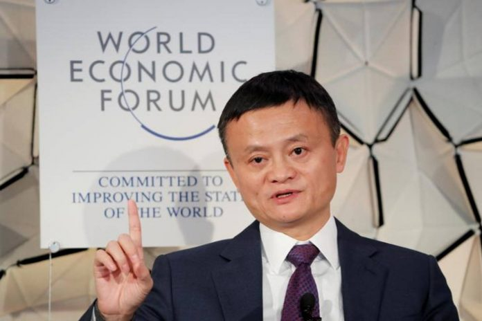 """Alibaba founder defends the culture of doing overtime as """"huge blessing"""""""