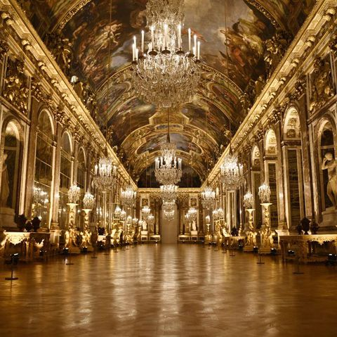 Versailles is hosting a rave party this summer in the Hall of Mirrors
