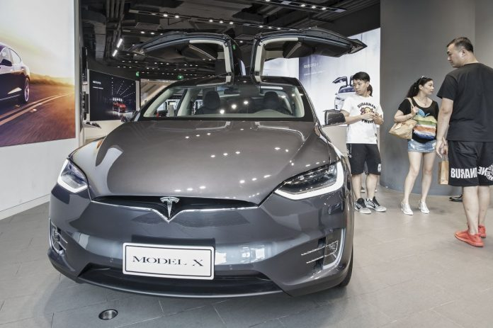 The Tesla reality is starting to kick in