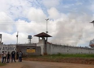 """Brazil prison riot leaves 57 dead, 16 decapitated in """"settling of accounts"""" between rival gangs"""