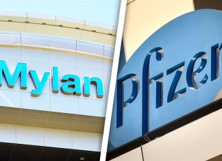 Pfizer will combine its off-patent drug business with Mylan
