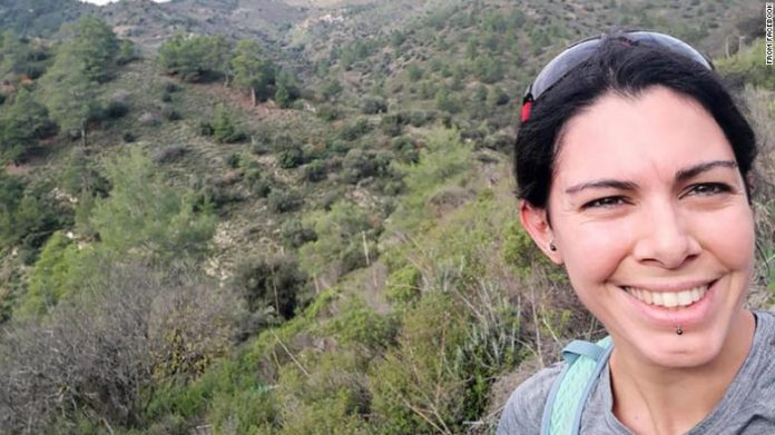 British scientist disappears on Greek island after going for a run