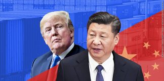 Trump says the US and China will begin serious trade talks