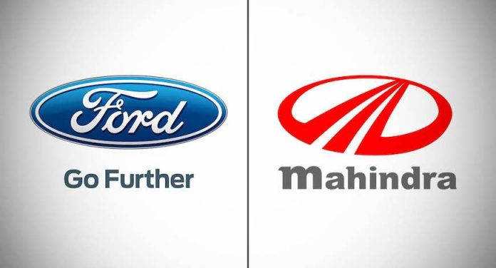 Ford and Mahindra announce $275 million joint venture for India