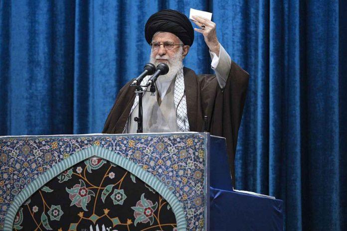 Iran's supreme leader calls Trump a clown, praises missile attack in rare appearance